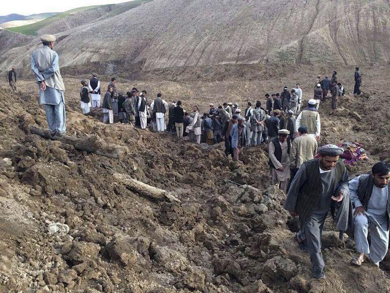 Αφγανιστάν: Τουλάχιστον 350 νεκροί από κατολίσθηση | tovima.gr