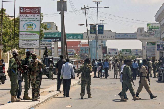 Επτά νεκροί από έκρηξη βόμβας στη Σομαλία | tovima.gr