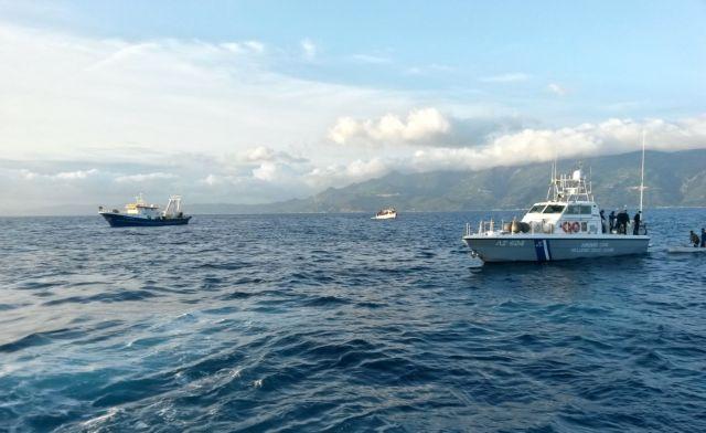 Coast Guard detains 200 migrants in Eastern Aegean over past three days | tovima.gr