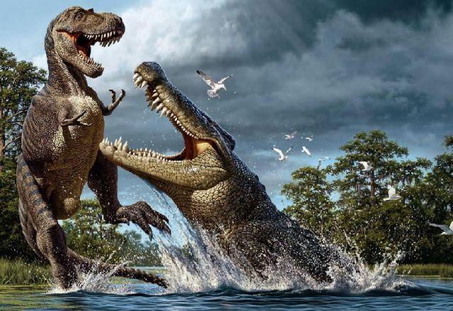 Οι κροκόδειλοι του Jurassic Park   tovima.gr