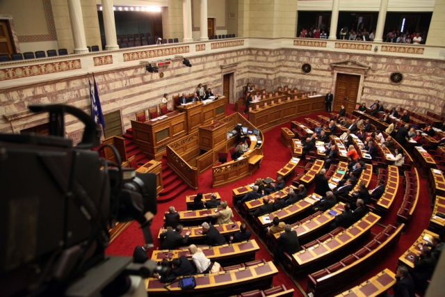 Controversial open-air market regulation goes through in Parliament | tovima.gr