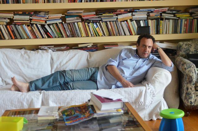 Χρ. Χωμενίδης: Από το να σπάσεις το πόδι του άλλου, καλύτερα να σπάσεις το δικό σου | tovima.gr