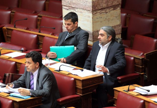 MPs Boukouras and Alexopoulos to face prosecution over felony charges | tovima.gr