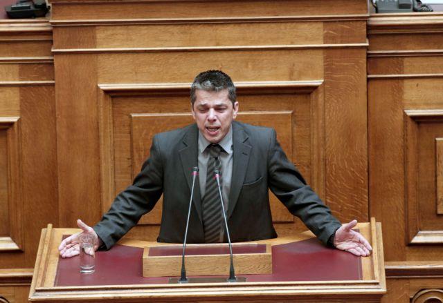 Προθεσμία για να απολογηθεί στις 2 Ιουνίου έλαβε ο Στάθης Μπούκουρας | tovima.gr