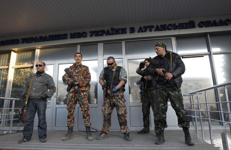Ουκρανία: Δεν θα αναβληθεί το δημοψήφισμα, λένε οι φιλορώσοι | tovima.gr