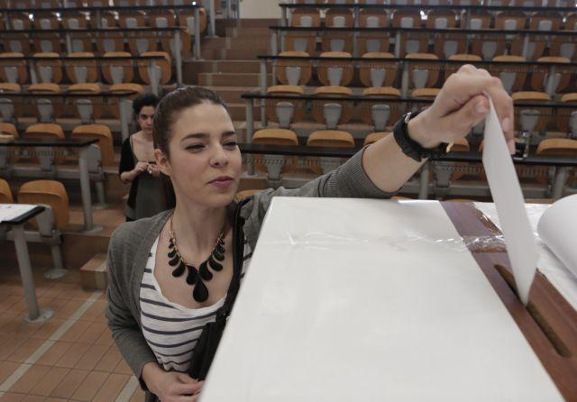Φοιτητικές εκλογές: Αποχή, πτώση ΠΑΣΠ, άνοδος Πανσπουδαστικής | tovima.gr
