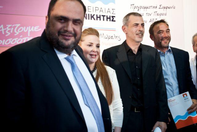 "Yannis Moralis: ""We have a plan for Piraeus""   tovima.gr"