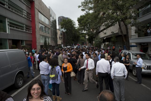 Μεξικό: Σημειώθηκε σεισμική δόνηση μεγέθους 5,9 της κλίμακας Ρίχτερ   tovima.gr