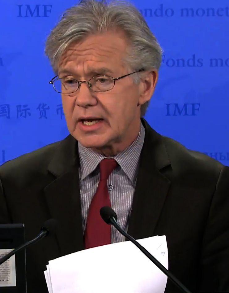 Τζ. Ράις: Εξακολουθούν οι επιφυλάξεις ΔΝΤ για τη βιωσιμότητα του ελληνικού χρέους | tovima.gr