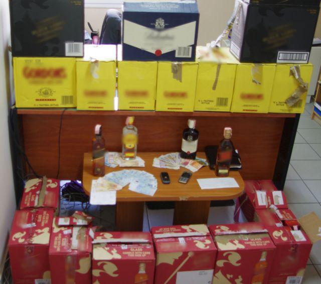 Οικογενειακή επιχείρηση λαθρεμπορίας ποτών στο Κιλκίς   tovima.gr