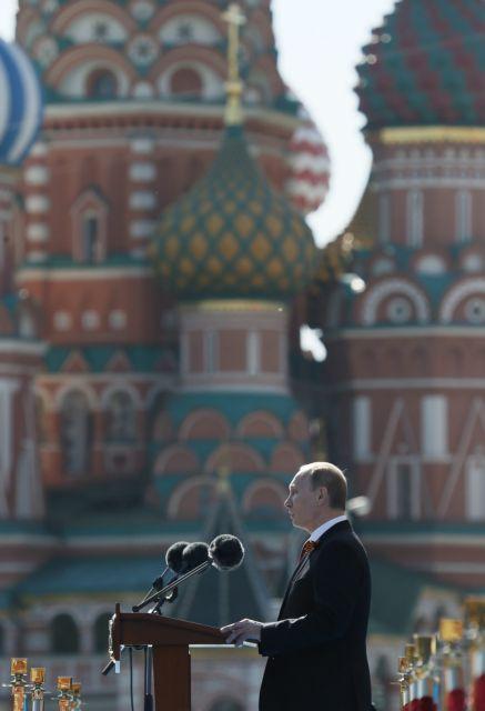Ο Πούτιν και ο μακάριος ύπνος της Δύσης   tovima.gr