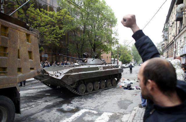 Ο γόρδιος δεσμός της Ανατολικής Ουκρανίας | tovima.gr