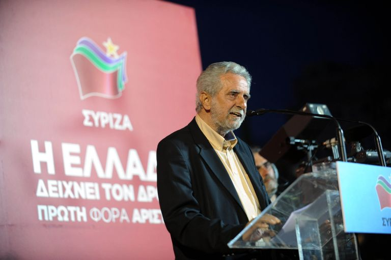 Δρίτσας: Παράνομη εκλογική δραστηριότητα από Β.Μώραλη | tovima.gr