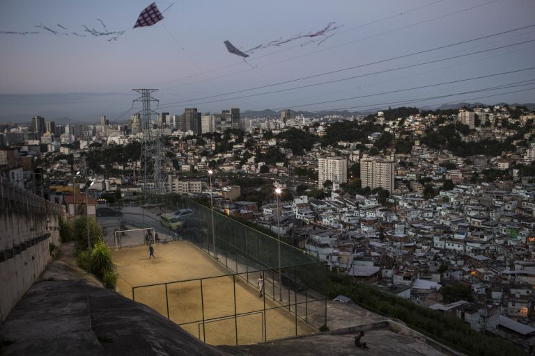 Βραζιλία: Εντείνεται η ανησυχία της αστυνομίας ενόψει του Μουντιάλ | tovima.gr