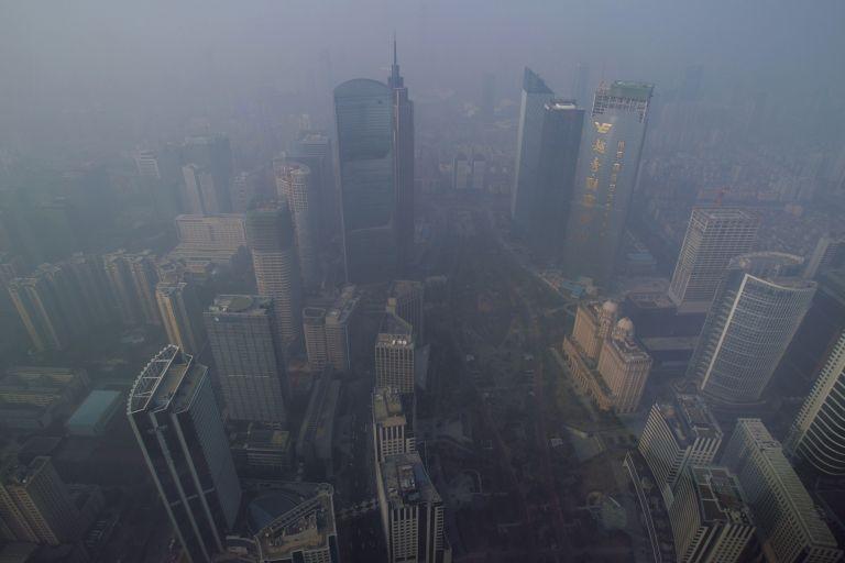 Επιβραδύνθηκε τον Απρίλιο η οικονομία της Κίνας | tovima.gr