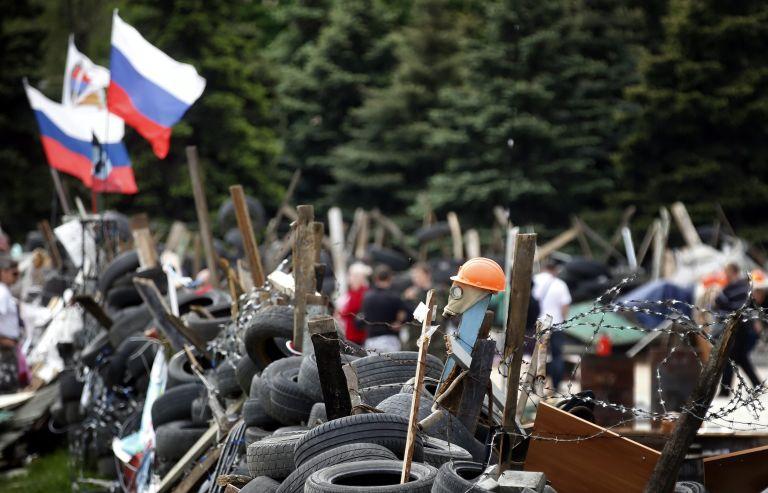 Ουκρανία:Οι φιλορώσοι στο Ντονέτσκ μποϊκοτάρουν τις προεδρικές εκλογές | tovima.gr