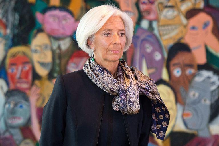 Deutsche Welle: Ενστάσεις στις θέσεις της Κριστίν Λαγκάρντ   tovima.gr