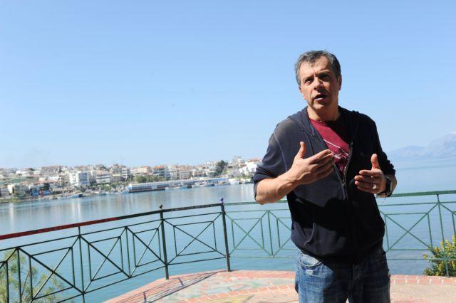 Σταύρος Θεοδωράκης: Επικίνδυνο ένα δημοψήφισμα για την Ευρώπη ή το ευρώ   tovima.gr