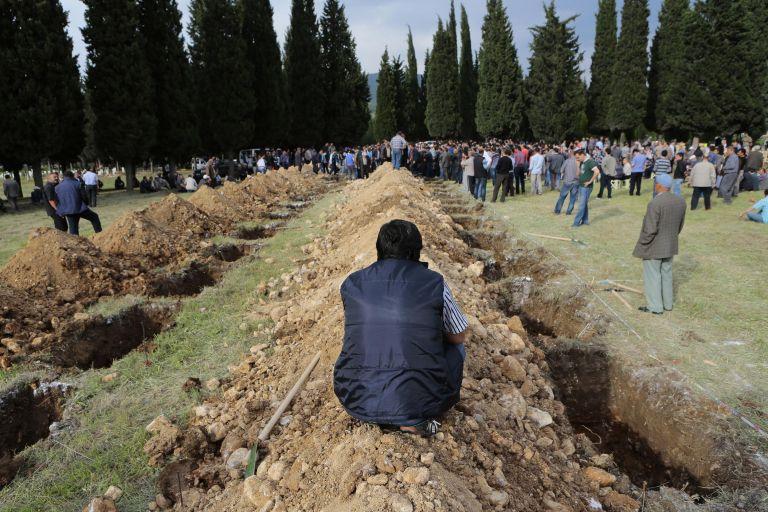 Πορείες σε Αθήνα-Θεσσαλονίκη για την έκρηξη στο τουρκικό ορυχείο | tovima.gr