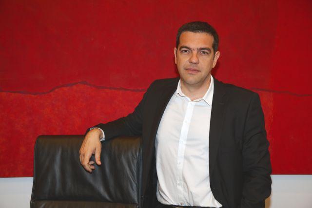 Αλέξης Τσίπρας: Συναίνεση μόνο με αλλαγή ηγεσίας σε ΝΔ – ΠαΣοΚ   tovima.gr