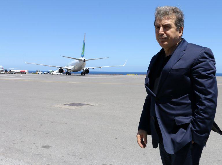 Χρυσοχοΐδης:Λύσεις στα προβλήματα στο αεροδρόμιο Ηρακλείου άμεσα   tovima.gr