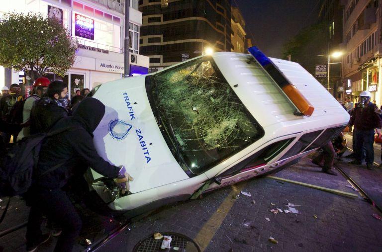 Τουρκία: Νέες συγκρούσεις στην πόλη Σόμα   tovima.gr