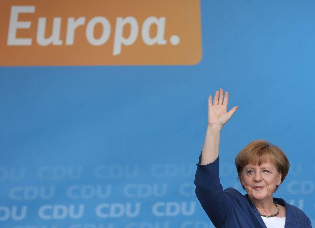Μέρκελ και Σταϊνμάγερ ζητούν ψήφο – ανάχωμα στα εθνικιστικά κόμματα | tovima.gr