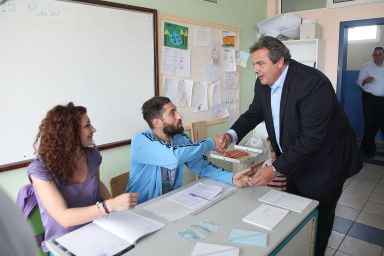 Ρυθμιστές της επόμενης ημέρας θεωρεί ο Π. Καμμένος τους ΑΝΕΛ | tovima.gr