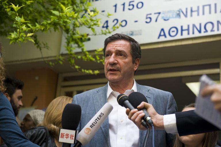 Καμίνης: Θα κόψουμε  το νήμα στον δεύτερο γύρο | tovima.gr