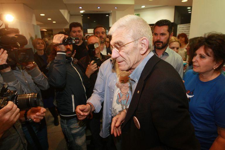 Γ. Μπουτάρης: Ημουν χορτάτος και δεν έκανα αταξίες γι' αυτό πέτυχα   tovima.gr