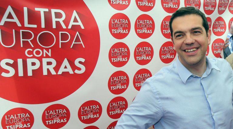 Τσίπρας από Μιλάνο: Θα είμαστε πρώτο κόμμα στην Ελλάδα   tovima.gr