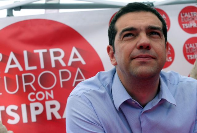 Ιταλία:Τρεις ευρωβουλευτές εκλέγει «Η Άλλη Ευρώπη με τον Τσίπρα» | tovima.gr