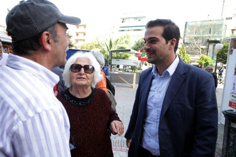 Ο Σακελλαρίδης καλεί τους Αθηναίους να ψηφίσουν για την πόλη που θέλουν | tovima.gr