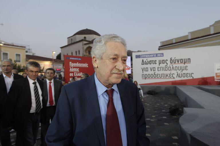 Κουβέλης: Οχι σε επιστροφή της ΔΗΜΑΡ στην κυβέρνηση   tovima.gr