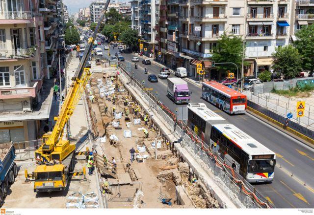 Μετρό Θεσσαλονίκης: Κυκλοφοριακές ρυθμίσεις στην Καλαμαριά | tovima.gr