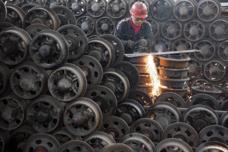 Κίνα: Στα υψηλότερα επίπεδα πέντε μηνών ο δείκτης μεταποίησης | tovima.gr