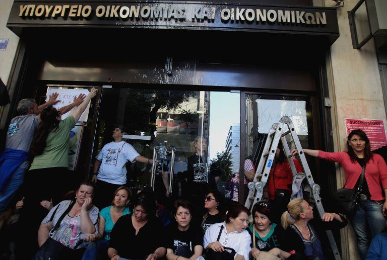 Στον Αρειο Πάγο προσφεύγει ο Στουρνάρας για τις καθαρίστριες | tovima.gr