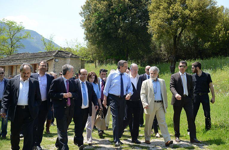 Κυβερνητική σταθερότητα και να μην μπει η χώρα σε περιπέτεια ζητάει από τα Ιωάννινα ο Αντ. Σαμαράς   tovima.gr