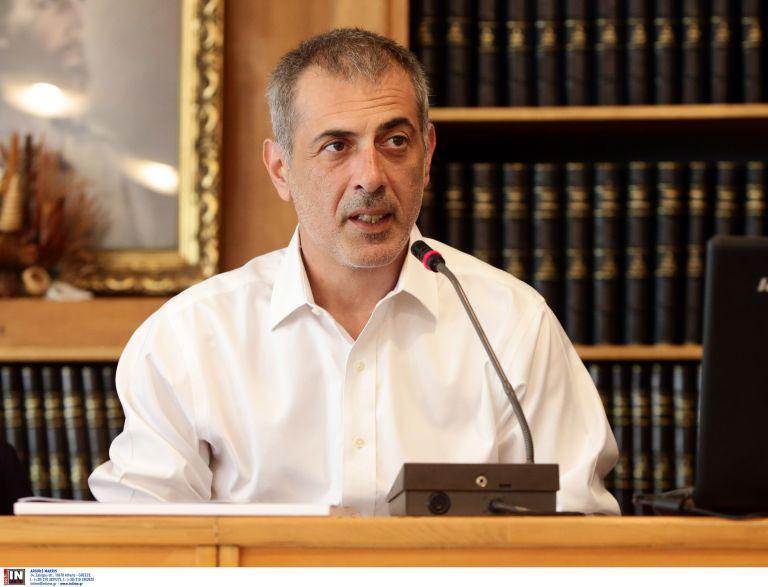 «Η σελίδα γύρισε» είπε ο Μώραλης απευθυνόμενος στον Μιχαλολιάκο   tovima.gr