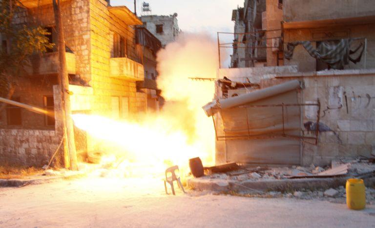 Συρία:Βομβιστική επίθεση σε συγκέντρωση υπέρ του Ασαντ | tovima.gr