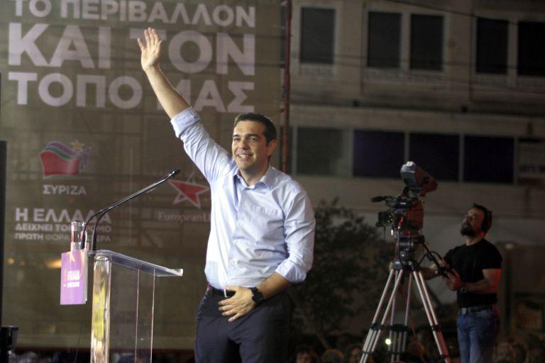 «ΣΥΡΙΖΑ ή μνημόνια;» το δίλημμα Τσίπρα για τις κάλπες της Κυριακής | tovima.gr