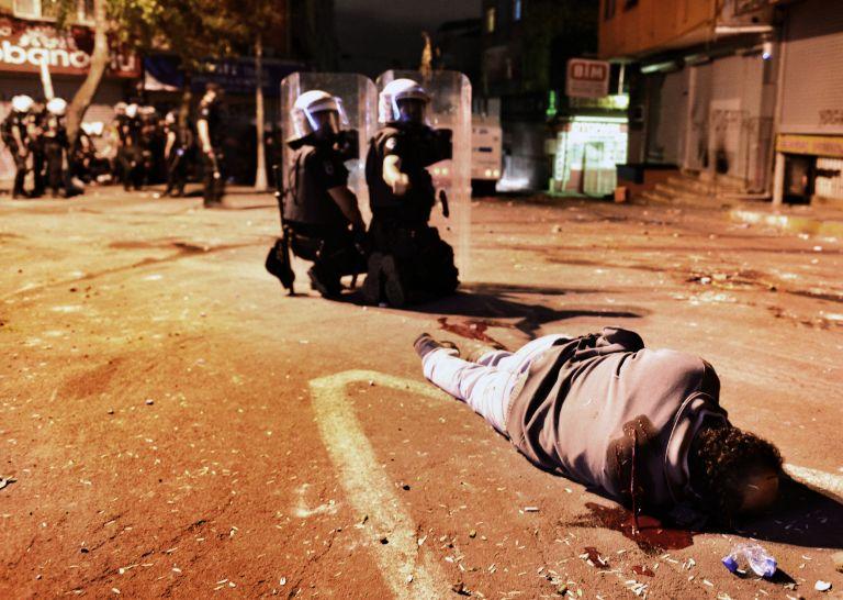 Κωνσταντινούπολη: Δεύτερος νεκρός στις διαδηλώσεις   tovima.gr