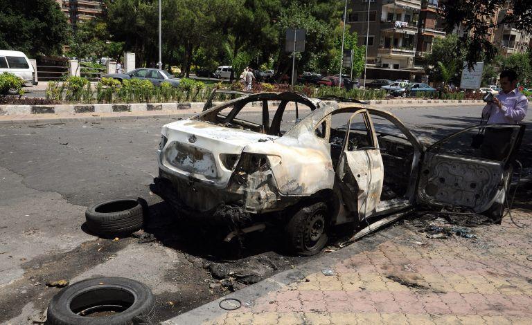 Συρία: Επίθεση αυτοκτονίας με οκτώ νεκρούς και δεκάδες τραυματίες | tovima.gr