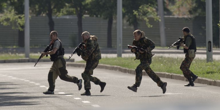 Εκκληση της Μόσχας για άμεσο τερματισμό της βίας στην Ουκρανία | tovima.gr
