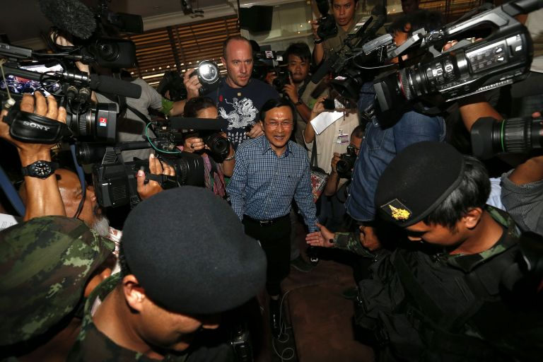 Ταϊλάνδη: Συνελήφθη υπουργός γιατί επέκρινε τη χούντα | tovima.gr