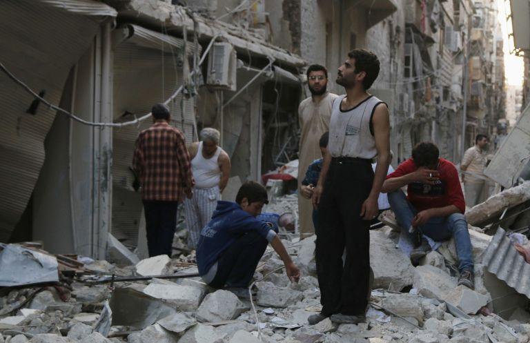 Συρία: Δεκάδες νεκροί από βαρέλια-βόμβες του καθεστώτος Άσαντ | tovima.gr