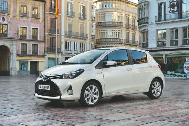Toyota Yaris 2014: Ολική επαναφορά | tovima.gr