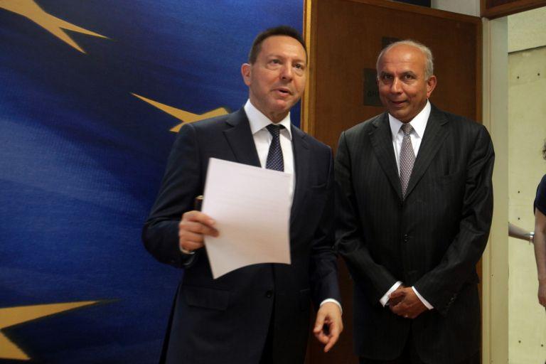 Με τον Πρόεδρο της Fairfax συναντήθηκε ο Γ. Στουρνάρας | tovima.gr