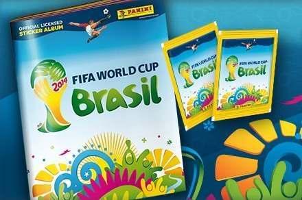 Κερδίστε 3 album της Panini για το Παγκόσμιο Κύπελλο της Βραζιλίας με όλα τα αυτοκόλλητα | tovima.gr