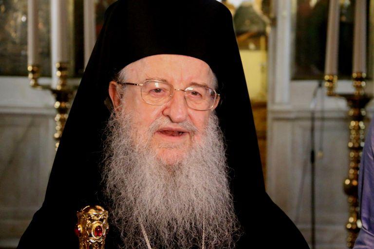 Σε αγρυπνία καλεί ο μητροπολίτης Ανθιμος τους πιστούς | tovima.gr